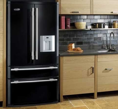 Un frigo américain s'intègre parfaitement