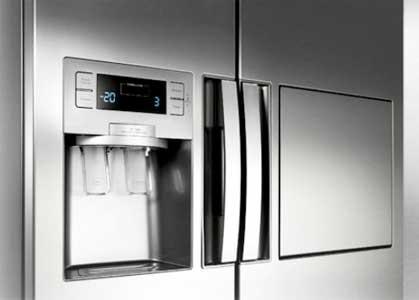 Branchement de l'eau du réfrigérateur 50 datant de 30